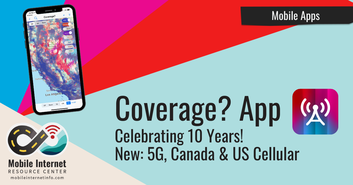 News story head for the Coverage? App 5g and Canada Update