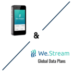 We.Stream Device and Data Plans