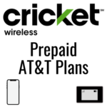 cricket prepaid att data plans