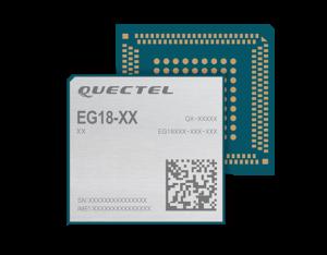 Quectel EG-18 Cat 18 modem module