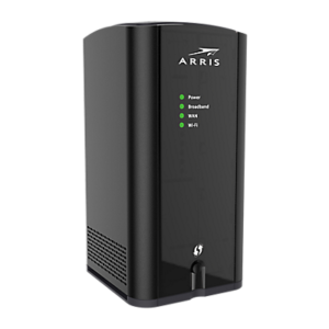 Arris NVG558 LTE Route