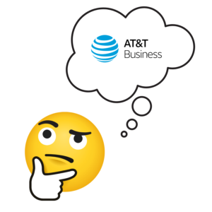 att business think thought