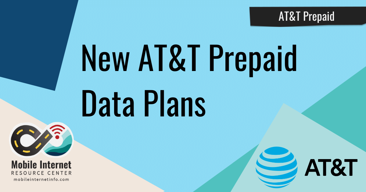 AT&T Prepaid Data Plans Story Header