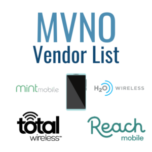 mvno vendor list header image
