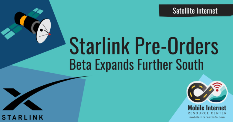 starlink preorders beta expands