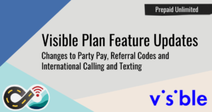 visible plan changes