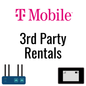 t mobile 3rd party rentals