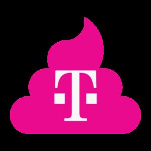 t mobile pink poop