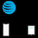 att business elite smartphone tablet