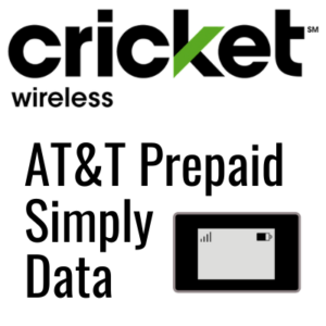 cricket wireless simply data hotspot
