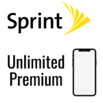sprint unlimited premium smartphone