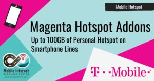 story header magenta personal hotspot addons 100gb data