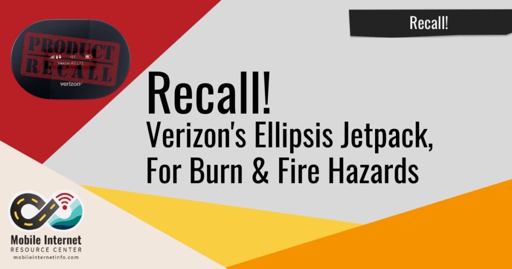 verizon ellipsis recall header