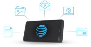 AT&T sponsored data image