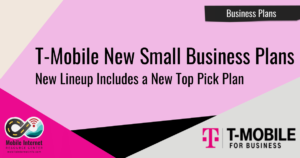 t mobile small business plans