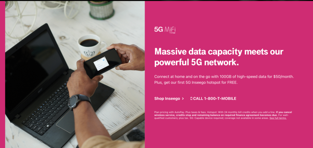 100gb for 50 t mobile deal