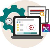 RV Mobile Internet Resources Icon