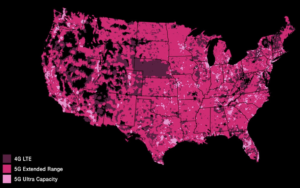 t mobile ultra capacity 5g may 2021