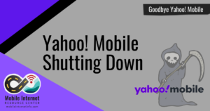 yahoo mobile shutdown story header