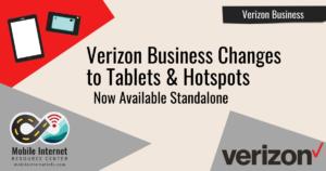 verizon business plan updates july 2021