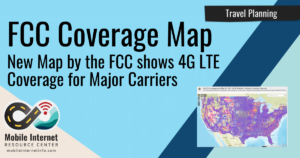 FCC Coverage Map