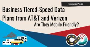 Tiered Speed Data Plans