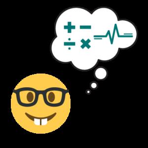 geeky wavelength math