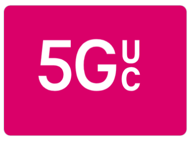 T-Mobile 5G Ultra Capacity UC