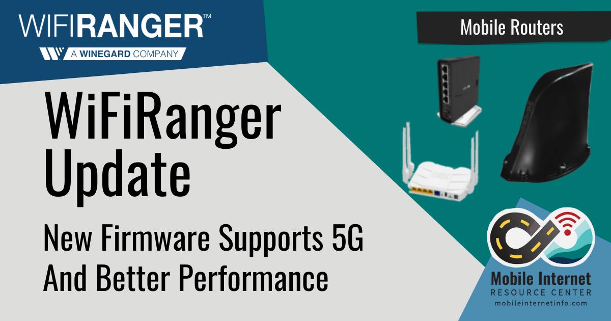 news header wifiranger firmware update 5g