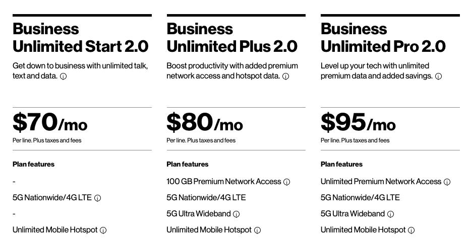 Verizon Business 2.0
