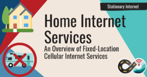 Article Header: Update on Cellular Home Internet Services