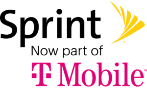 Sprint Now Part of T-Mobile Logo