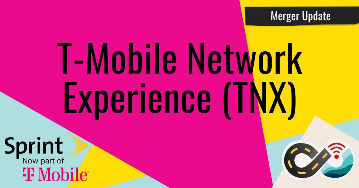 Article Header: The T-Mobile Network Experience