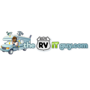 The RV IT Guy Logo