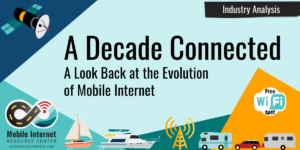 A decade of mobile internet