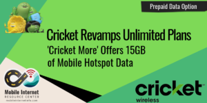 Cricket More and Core Unlimited Plans