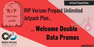 Verizon prepaid udp rip