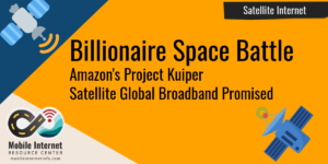 amazon project kuiper satellite internet