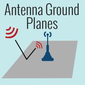 Antenna Ground Plane Guide