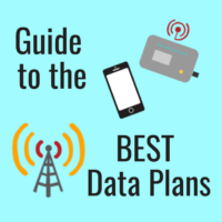 best cellular data plans for mobile internet rvers cruisers