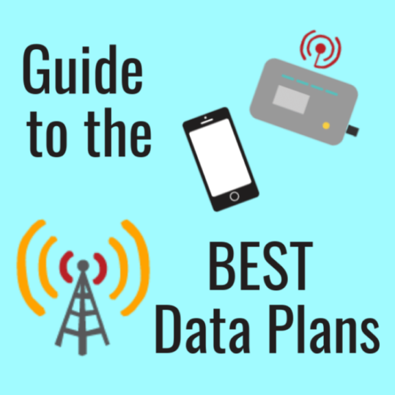 best cellular data plans for rvers and cruisers