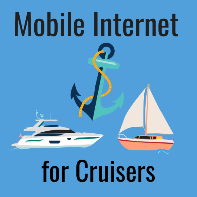 cruising boat liveaboard mobile internet wifi cellular
