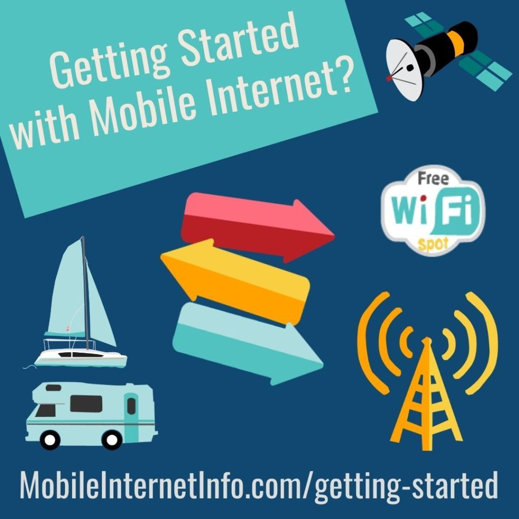 getting started with mobile internet