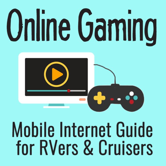 online gaming mobile internet