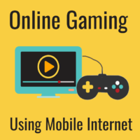 online gaming mobile internet rv
