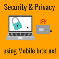 online privacy and security mobile internet