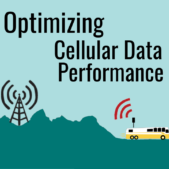 optimizing cellular data signal