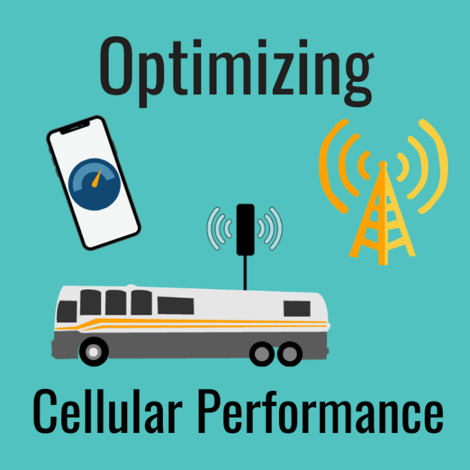 optimizing cellular data speeds