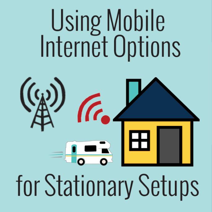 stationary mobile internet