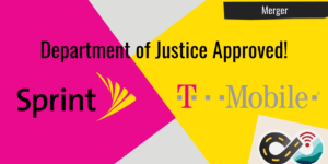 t-mobile sprint merger doj approval